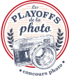 Logo des Playoffs de la Photo - Concours photo - Simple, original et gratuit